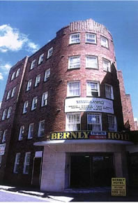 Bernly Private Hotel - Northern Rivers Accommodation