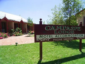 Campaspe Lodge - Northern Rivers Accommodation