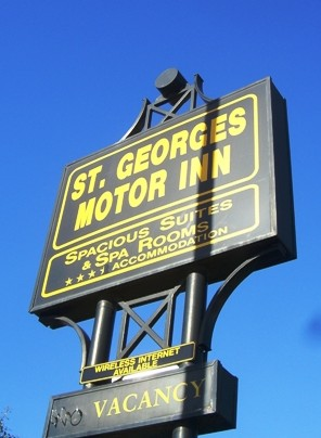 St Georges Motor Inn - Northern Rivers Accommodation