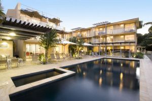 Maison Noosa Luxury Beachfront Resort - Northern Rivers Accommodation