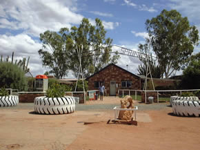 Curtin Springs Station - Northern Rivers Accommodation