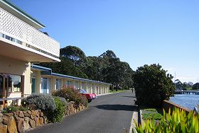 Waterfront Wynyard - The - Northern Rivers Accommodation