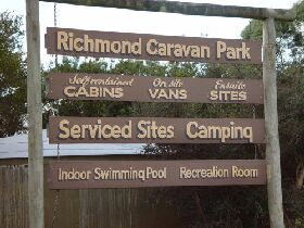 Richmond Cabin  Tourist Park - Northern Rivers Accommodation