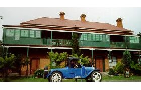 Kingsley House Olde World Accommodation - Northern Rivers Accommodation