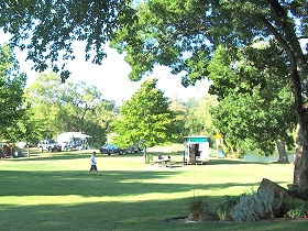 Longford Riverside Caravan Park - Northern Rivers Accommodation