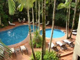 Ocean Breeze Resort - Northern Rivers Accommodation
