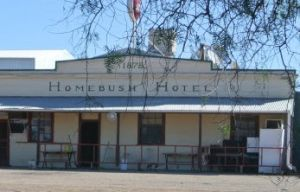 The Homebush - Northern Rivers Accommodation