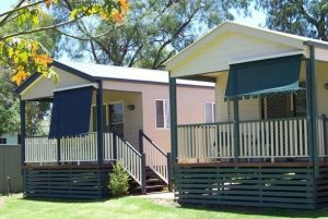 Dalby Tourist Park - Northern Rivers Accommodation