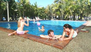 Gold Coast Tourist Parks Kirra Beach - Northern Rivers Accommodation