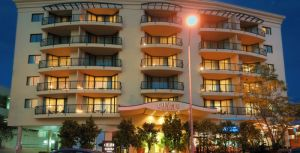 Central Cosmo Apartments - Northern Rivers Accommodation