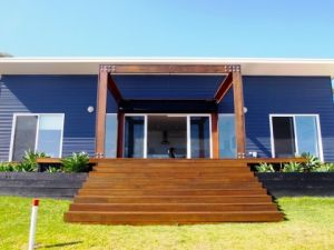 Blue Shack - Northern Rivers Accommodation