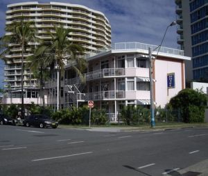 Coolangatta Ocean View Motel - Northern Rivers Accommodation