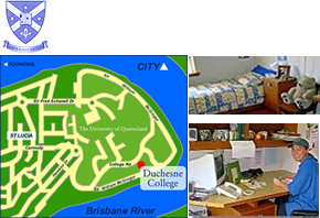 Duchesne College - Northern Rivers Accommodation