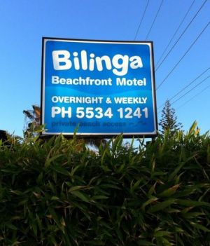 Bilinga Beach Motel - Northern Rivers Accommodation