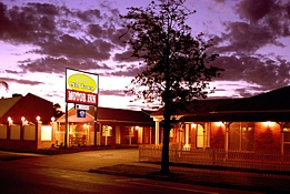Dalby Mid Town Motor Inn - Northern Rivers Accommodation