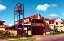 Dalby Homestead Motel - Northern Rivers Accommodation