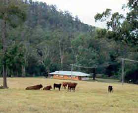 Shute Hill Country Retreat - Northern Rivers Accommodation