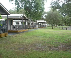 Beachfront Caravan Park - Northern Rivers Accommodation