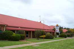 Quality Inn Parkes International - Northern Rivers Accommodation
