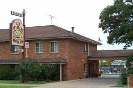Parkes All Settlers Motor Inn - Northern Rivers Accommodation