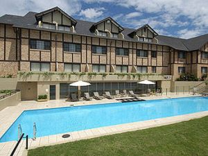The Hills Lodge Hotel  Spa - Northern Rivers Accommodation