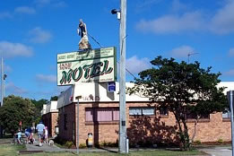 Jackie Howe Motel - Northern Rivers Accommodation