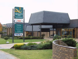 Quality Inn Baton Rouge - Northern Rivers Accommodation