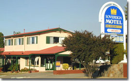 Sovereign Motor Inn Cooma - Northern Rivers Accommodation
