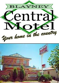 Blayney Central Motel - Northern Rivers Accommodation