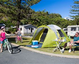 Ocean Beach Tourist Park - Northern Rivers Accommodation