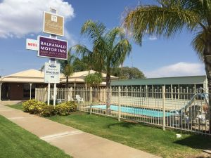 Balranald Motor Inn - Northern Rivers Accommodation