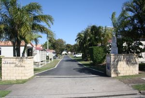 Sarina Palms Caravan Village - Northern Rivers Accommodation