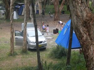 Hungry Gate campground - Northern Rivers Accommodation