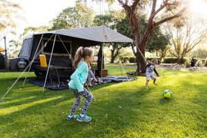 Mortlake Caravan Park - Northern Rivers Accommodation