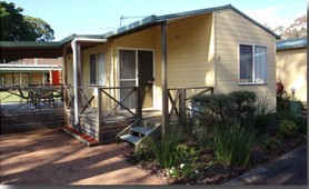 Bays Holiday Park - Northern Rivers Accommodation