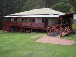 Pemberton Camp School - Northern Rivers Accommodation