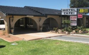 Balranald Capri Motel - Northern Rivers Accommodation