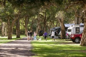 Beachfront Holiday Park - Northern Rivers Accommodation