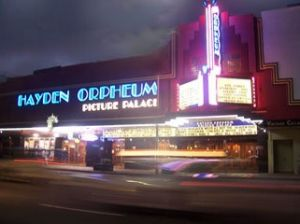 Hayden Orpheum Picture Palace - Northern Rivers Accommodation