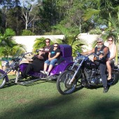 Gold Coast Motorcycle Tours - Northern Rivers Accommodation