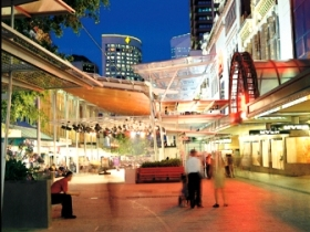Queen Street Mall - Northern Rivers Accommodation