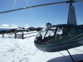 Alpine Helicopter Charter Scenic Tours - Northern Rivers Accommodation