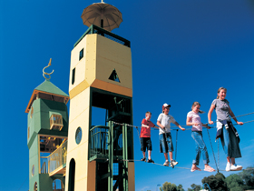 Monash Adventure Park - Northern Rivers Accommodation