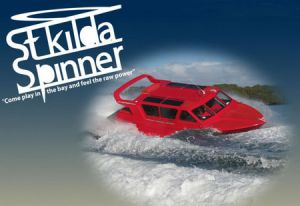 St Kilda Spinner Jet Boat Rides - Northern Rivers Accommodation