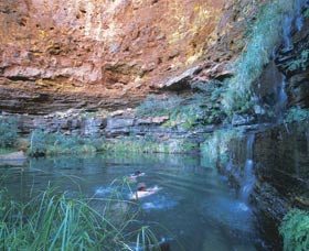 Dales Gorge and Circular Pool - Northern Rivers Accommodation