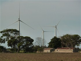 Wattle Point Wind Farm - Northern Rivers Accommodation