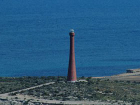 Troubridge Hill Lighthouse - Northern Rivers Accommodation