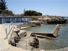 Edithburgh Tidal Pool - Northern Rivers Accommodation