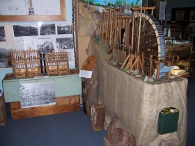 St. Helens History Room - Northern Rivers Accommodation