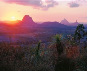 Glass House Mountains National Park - Northern Rivers Accommodation